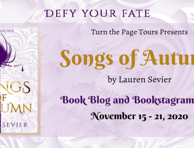 Songs of Autumn by Lauren Sevier: Book Tour & Giveaway