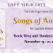 Songs of Autumn Tour Banner