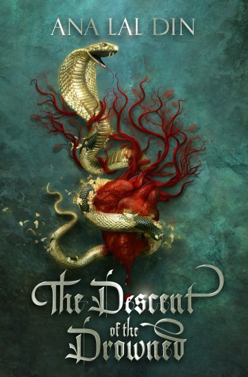 Cover of The Descent of the Drowned