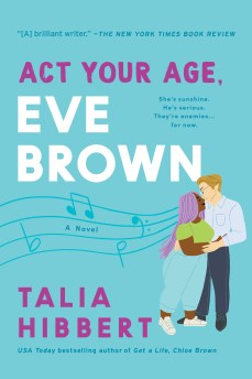 act your age, eve brown by talia hibbert cover