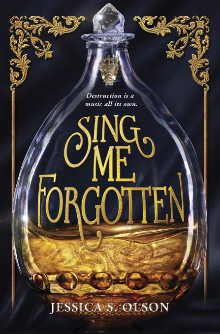 Cover of Sing Me Forgotten