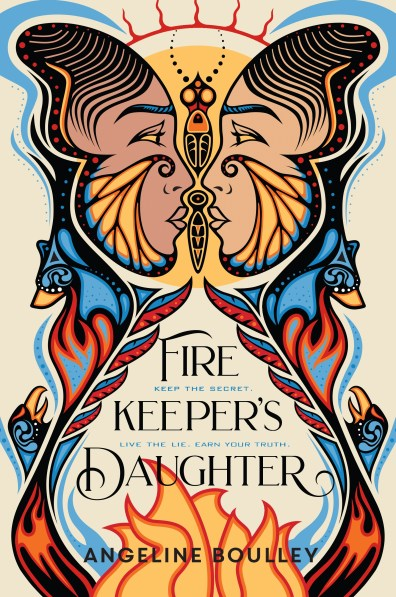 Cover of Firekeeper's Daughter