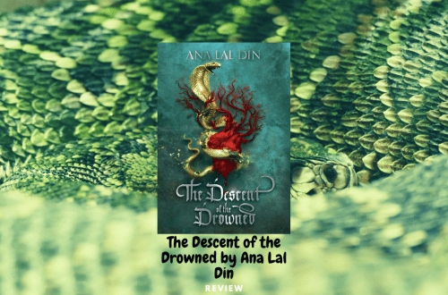 Banner for The Descent of the Drowned by Ana Lal Din