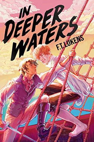 Cover of In Deeper Waters by F.T. Lukens