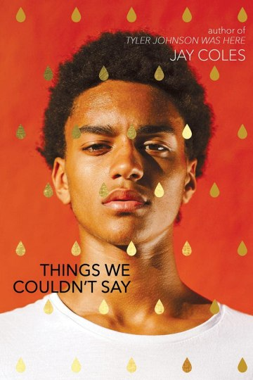 Cover of Things We Couldn't Say by Jay Coles