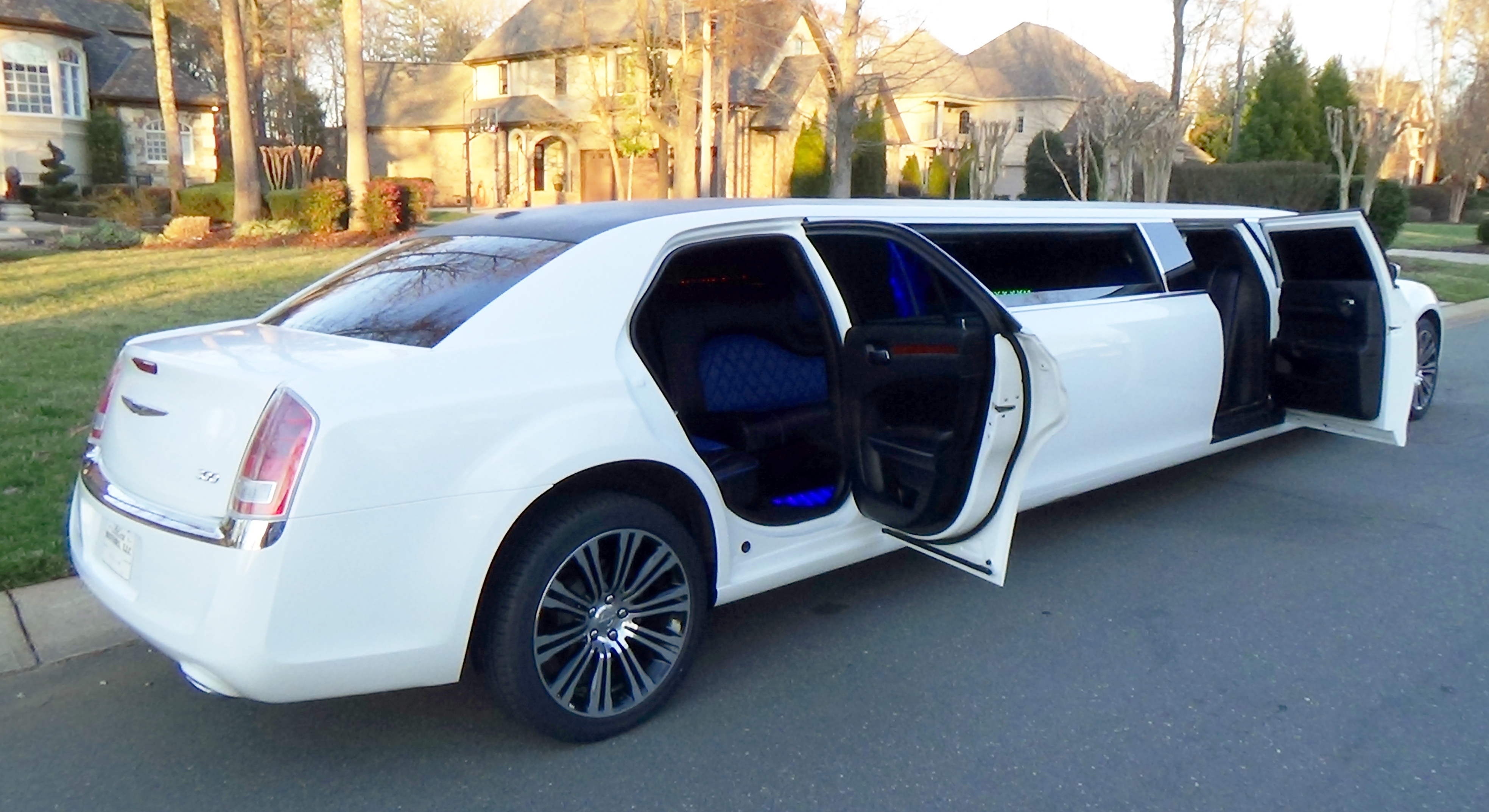 Limo and Party Bus Rentals
