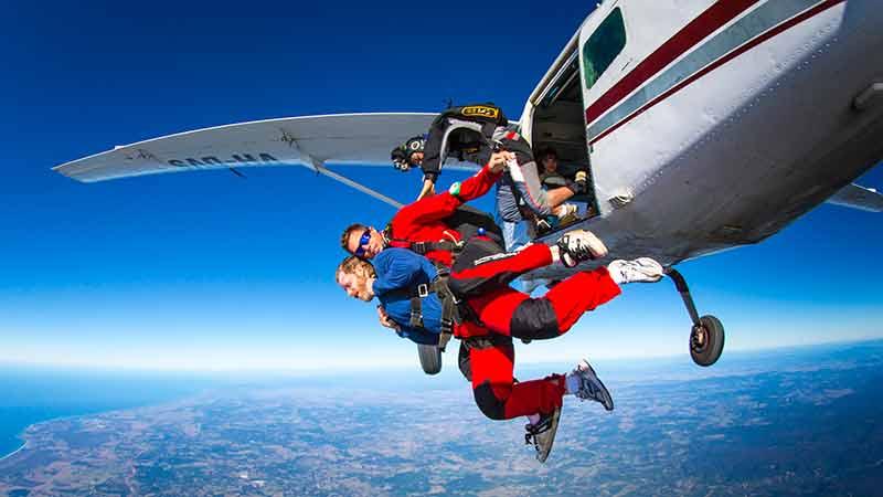 Skydive In Byron Bay Up To 15000ft Brisbane Pickup