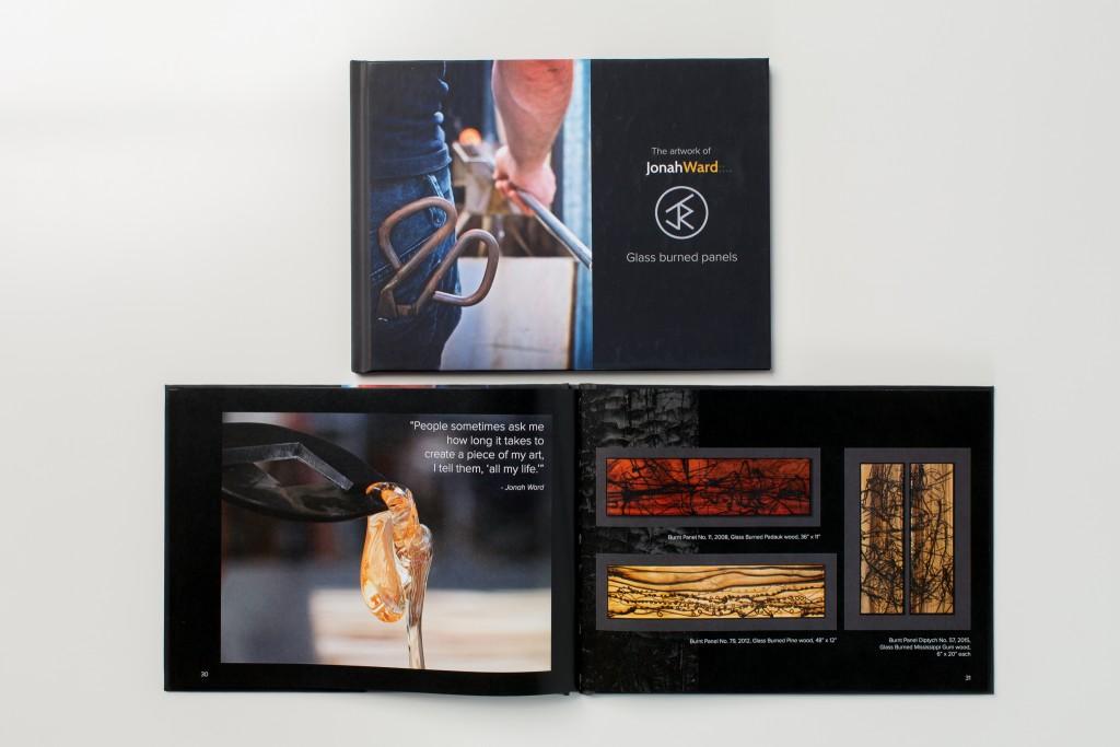 portfolio book printing for