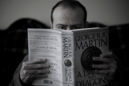 Game of Thrones Author