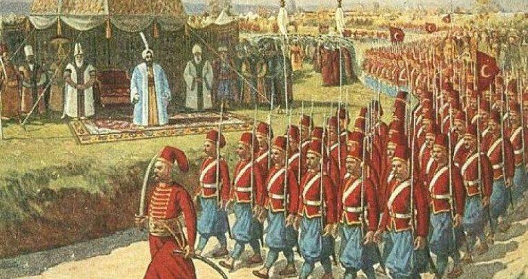 الانكشارية معلومات من كتاب الإسلاميون وتركيا العلمانية