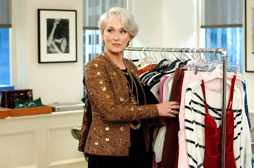 ميراندا (Meryl Streep in The Devil Wears Prada (2006)