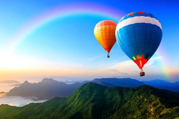 Hot Air Balloons Bangalore