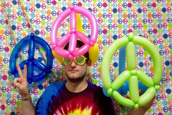 List of the different varieties of balloon Hats