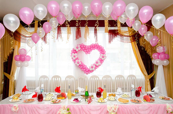 Decorate Your Venue Using Party Balloons