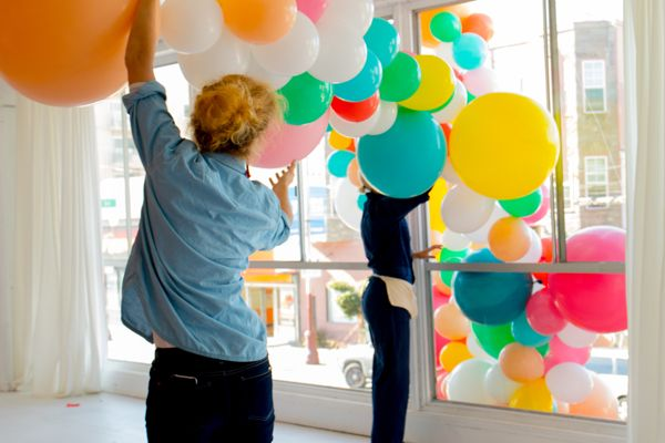Best 5 Tips To Handle Your Party Balloons