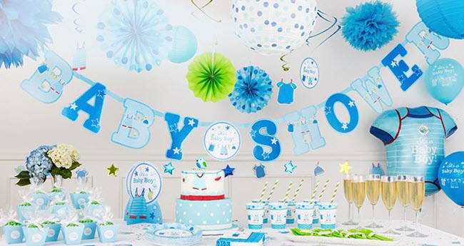 5 Decorating Tips For A Great Baby Shower