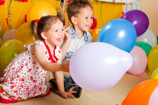 Fun Ideas For Kids Party Balloons new