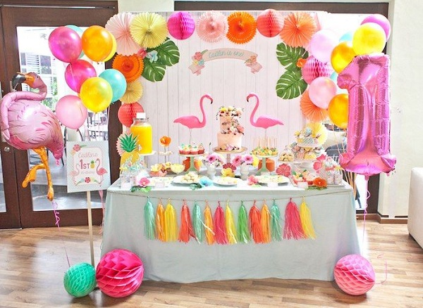 Spring Season Bithday Party Ideas For Both Adult and Kids