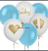 Baby Shower Balloons Decorations