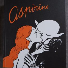 Aspirine von Joann Sfar (Avant Verlag)