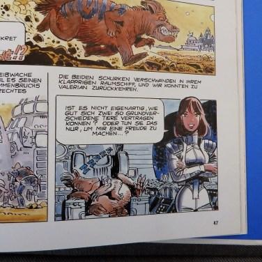 Christin / Mézières - Die Bewohner des Himmels (Carlsen 1992)