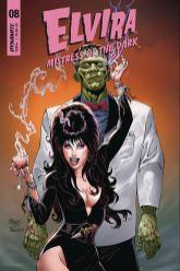 Elvira Mistress of Dark #8 (Dynamite Entertainment) Comiccover