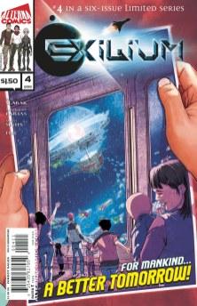 Exilium #4 (Alterna Comics) Comiccover