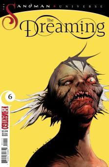 Sandman Universe The Dreaming #6 (DC Vertigo) Comiccover