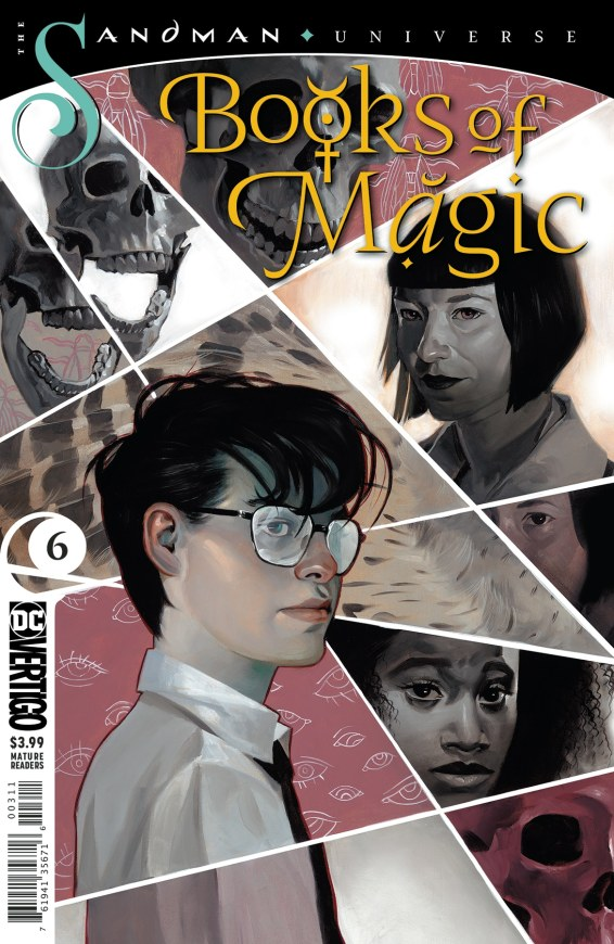 Sandman Universe: Books of Magic 6