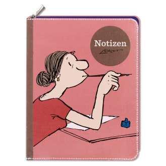 Loriot Notizbuch Frauen_