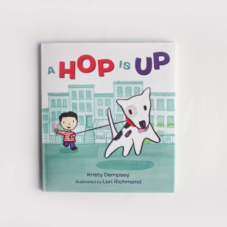 """A Hop is Up"" with Easy Follow-Along Actions"