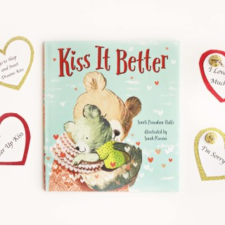 """Kiss it Better"" and Love Note Activity"
