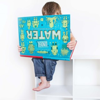 Under Water Under Earth