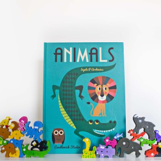 """""""Animals"""" and Animal Parade A-Z Puzzle"""