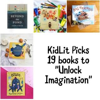 """KidLit Picks """"Unlock Their Imagination"""" List"""