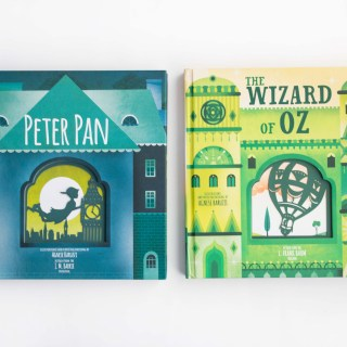 """Peter Pan"" and ""The Wizard of Oz"""
