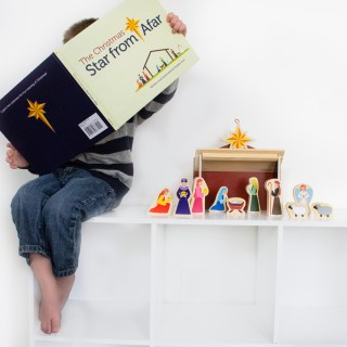 The Christmas Star from Afar