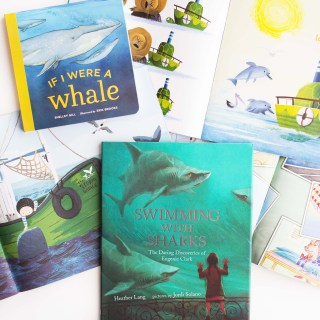 5 New Books that Feature the Ocean
