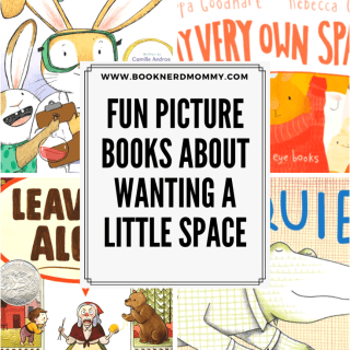 Fun Picture Books about Wanting a Little Space