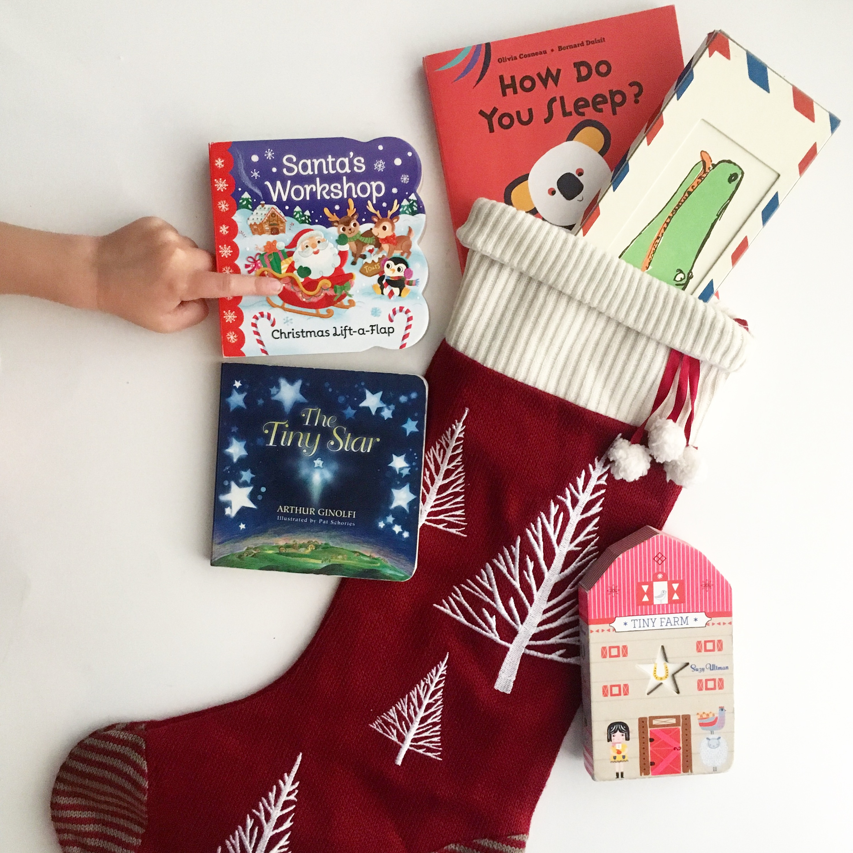 Tiny Books That Make the Perfect Stocking Stuffers! · Book Nerd Mommy