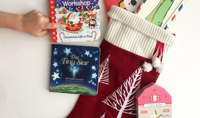 Tiny Books That Make the Perfect Stocking Stuffers!