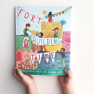 """Fort Building Time"" and Fort Building"