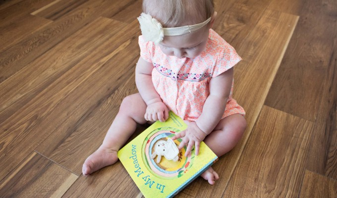 7 Tips For What Books to Read to 6 Month-Olds to 12 Month-Olds