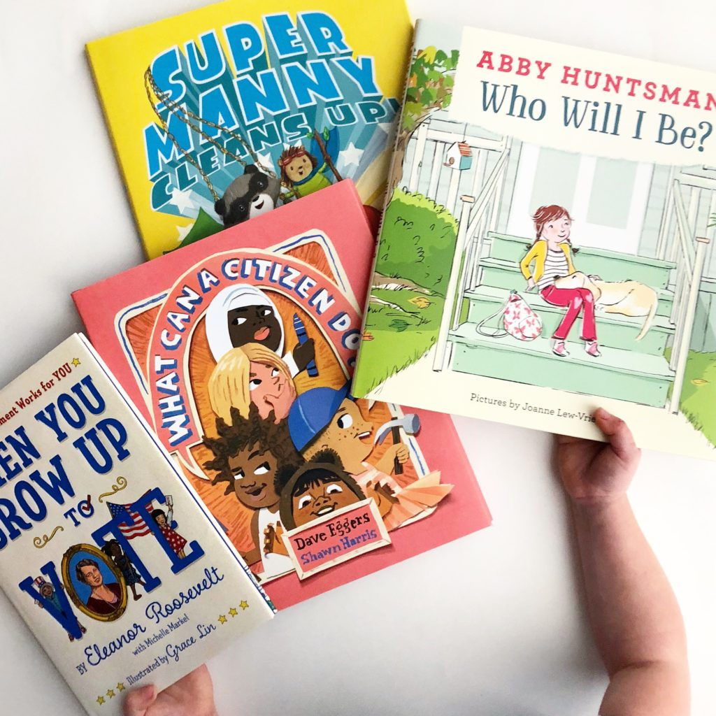 10 Books About Good Citizenship And Community For Kids