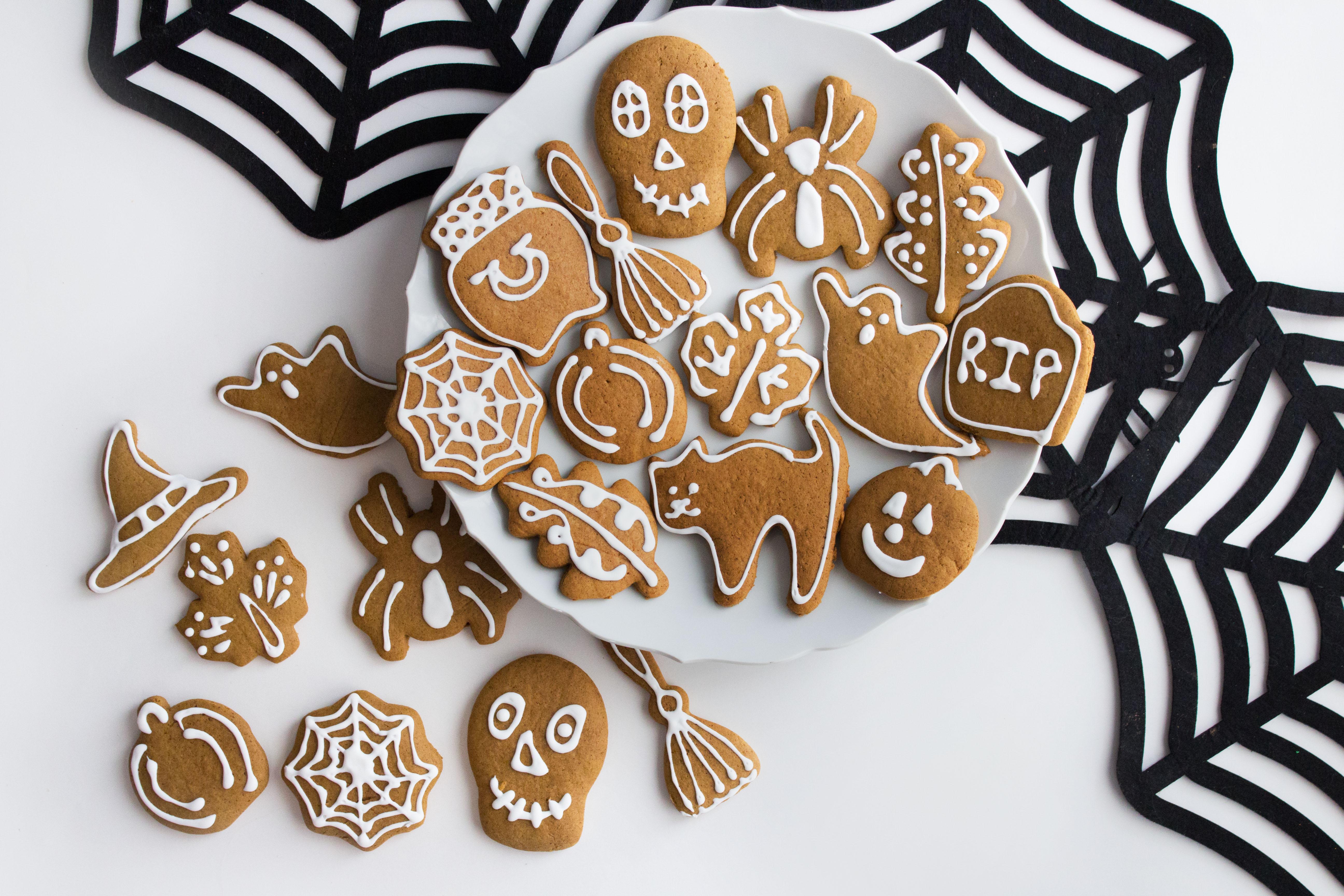 Soft Pumpkin Spice Cut Out Cookies Book Nerd Mommy