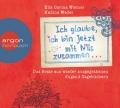 Nadine Wedel & Ella Carina Werner - Ich glaube, ich bin jetzt mit Nils zusammen - Das Beste aus wieder ausgegrabenen Jugend-Tagebüchern (Hörbuch)