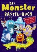 Kate Daubney - Das Monsterbastelbuch Cover klein © Loewe Verlag