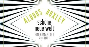 Aldous Huxley - Schöne neue Welt Cover © der Hörverlag