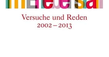 Adolf Muschg - Im Erlebensfall (Cover © C. H. Beck Verlag)