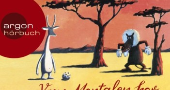 Horst Evers - Vom Mentalen her quasi Weltmeister Cover © argon Verlag